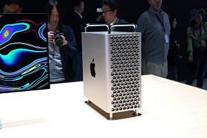 Apple unveils all-new professional desktop computer, Mac Pro