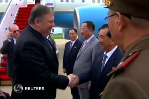 Mike Pompeo hopes to 'fill in' details on denuclearisation on North Korea trip