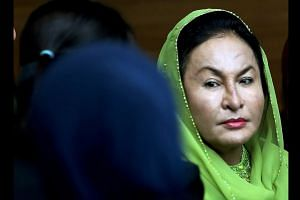 Rosmah back at MACC amidst speculation she'll be arrested