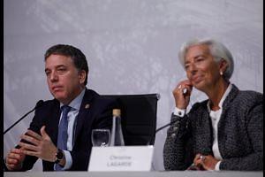 IMF warns G-20 that tariffs hurting economy