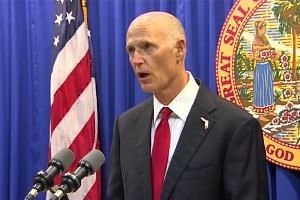 Florida governor proposes tighter gun restrictions
