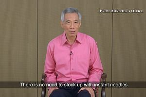 PM Lee Hsien Loong on the 2019-nCoV situation in Singapore on 8 February 2020