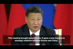 Russia and China join forces over North Korea