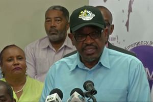 Global aid effort comes to a devastated Bahamas