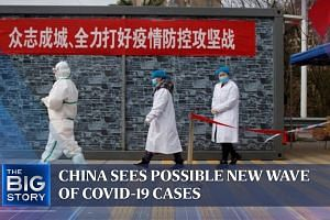 China sees possible new wave of Covid-19 cases | THE BIG STORY