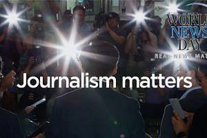 Journalism matters | World News Day 2019