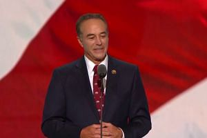 New York Congressman Chris Collins charged with insider trading