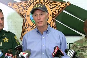 Michael 'just a few hours' away: Florida governor