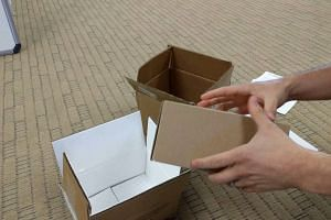 Samsung's Explosion-Proof Note 7 Return Packaging