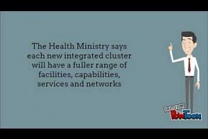 Public healthcare sector reorganisation explained