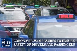 CORONAVIRUS: MEASURES TO ENSURE SAFETY OF DRIVERS AND PASSENGERS  | THE BIG STORY