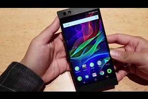 First look: Razer smartphone