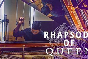"""Rhapsody of Queen"" | Piano Cover (Virtuosic Medley) - Eshan Denipitiya"
