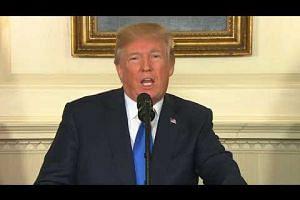 Donald Trump strikes blow against Iran nuclear deal