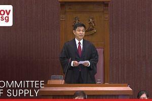 Committee of Supply Debate 2018 Closing Address: Speaker of the House