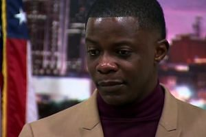 Man who wrestled rifle from Waffle House gunman denies being hero