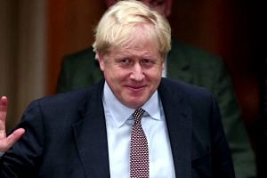 British PM Johnson calls for Dec 12 election
