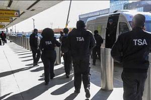 Shutdown staffing shortage halts LaGuardia flights