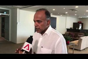 Shanmugam: Five points about dealing with terror incidents