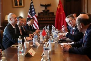 US, China launch high level trade talks