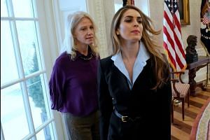 Hope Hicks expected to testify before House Intel Committee