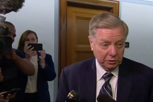 Trump's foreign help comment 'not the right answer': Graham