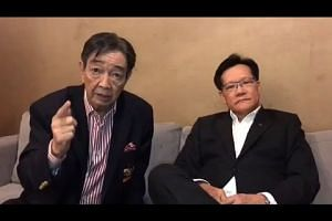 Lim Kia Tong and Teo Hock Seng on why they are standing for the FAS election
