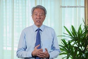 Acting PM Teo Chee Hean on the release of the Constitutional Commission's report