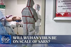 Wuhan virus: Is Singapore prepared for Sars-like virus? | THE BIG STORY | The Straits Times