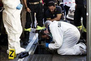 US students arrested in Italian policeman's killing