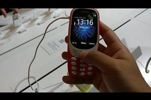The Nokia 3310 has returned