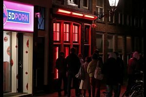 Amsterdam's first woman mayor plans red light district overhaul