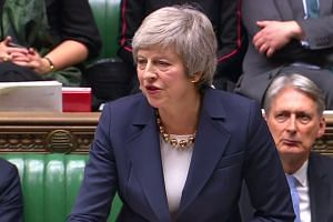 Theresa May embarks on days of debate ahead of Brexit vote