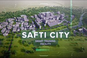 SAF's new Safti City training ground