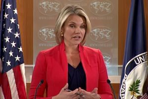 US suspending security aid to Pakistan, says State Department