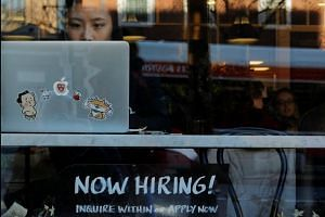 Monthly US hiring slows sharply to just 75,000
