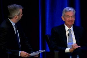 Fed's Powell says he would not resign if asked