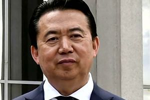 French investigate whereabouts of Interpol chief