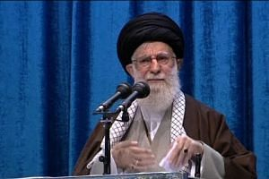 Iran's Khamenei says US showed its 'terrorist nature' by killing Soleimani