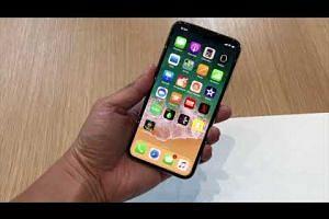 iPhone X: Deputy Tech Editor Trevor Tan takes a closer look.