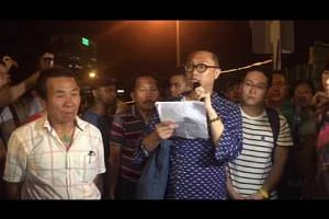 Sungei Road vendors say goodbye in a closing ceremony on July 10