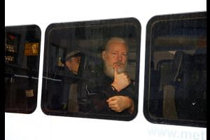 Ecuador turns on Assange; US charges him
