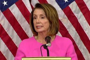 We look forward to a 'new era': Nanvy Pelosi