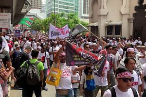 Anti-ICERD rally in KL