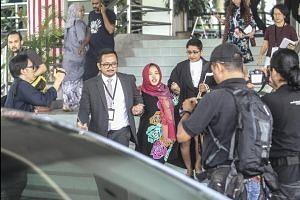 Indonesian suspect freed in Kim Jong Nam murder case