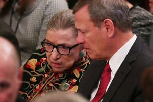Justice Ruth Bader Ginsburg recovering after cancer surgery