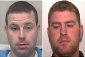 Manhunt for two brothers over UK cargo truck deaths