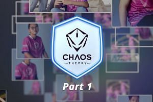 [ Behind the Arena - Ep.2 ]  CRL Asia Chaos Theory (Part 1)