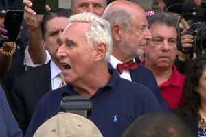 'I am falsely accused': Roger Stone