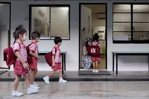 For parents of pre-schoolers who are able to keep their children at home, the ministry said ECDA is prepared to waive the minimum attendance requirement for pre-school subsidies.